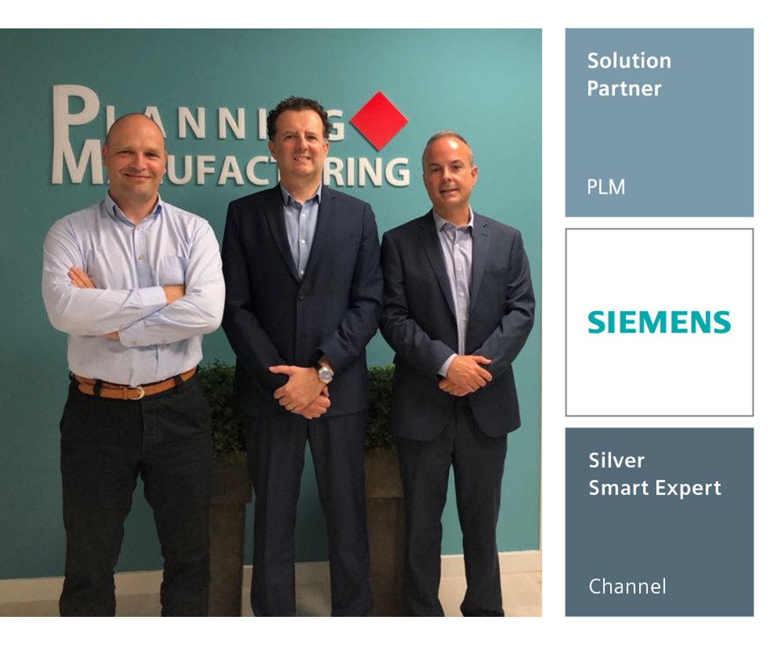 Siemens reconoce a Planning Manufacturing como 'Smart Expert'